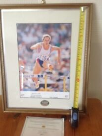 Sally gunnel signed photo large