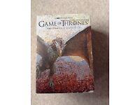 Game of Thrones Seasons 1-6