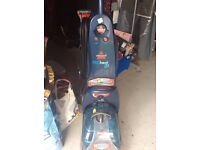 Bissell Pro Heat 2X Carpet Cleaner Spares or Repair