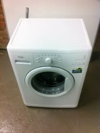 WHIRLPOOL MODEL: WWDC 6400/1. Wash Load 6Kg, Energy A++ 1400 RPM - GOOD CONDITION - WORKING