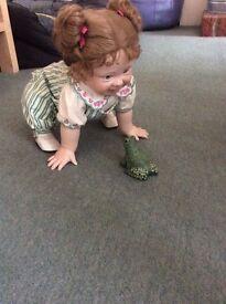 Ashton drake doll
