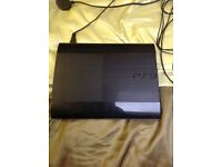 PS3 Super Slim Up For Sale In Great Condition!!! Will Swap For A Ps4 As I Have 2 PS3's