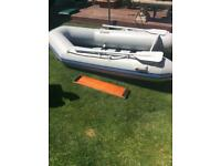 Boat .inflatable boat 2.6
