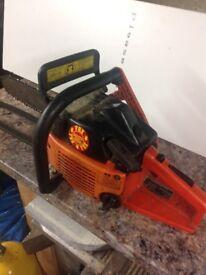 Chainsaw Petrol 12 inch bar, Sachs Dolmar (non runner)