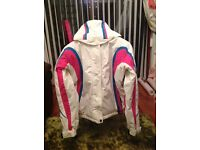 White Series ski jacket