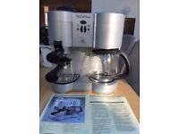 Anthony Worrell Thompson coffee machine