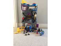 Imaginext Batcave and characters