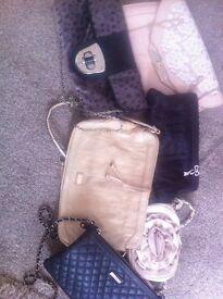 6 handbags