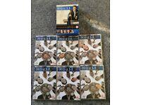 box set of house dvd's