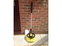 Karcher T300 patio cleaning attachment