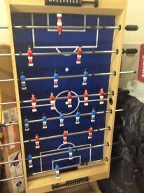 Folding Football Table Game.
