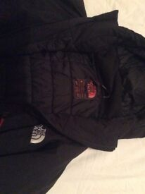 The North Face Summit Series Black Jacket - Size Small