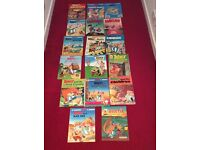 Collection of Vintage Retro Asterix Books