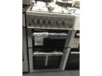 Flavel Milano G50 silver cooker. £249 12 month Gtee