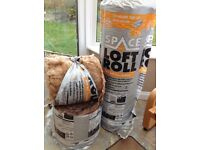 Space 170 loft roll insulation