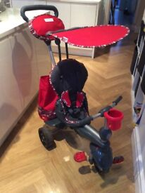 SMART TRIKE RED