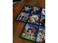 Various ps4 games £10 each