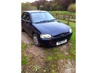 Ford Escort 1.6 16v Zetc Serenade 5 Door Low Miles 75,000 1996 / P reg - Oswestry - Shropshire