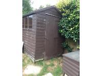 Garden shed 7 x5