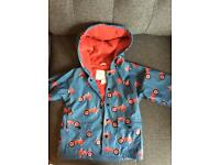Boys Hatley raincoat 4 years