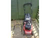 MOUNTFIELD PETROL LAWN MOWER SPARES OR REPAIR