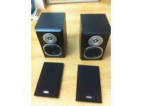 Speakers Eltax Pair 60W music power 4-8Ohm