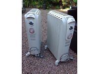 Delonghi oil filled radiator