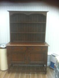 welsh dresser over 100 yeras old