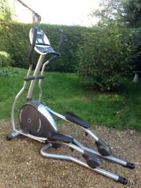 Horizon Fitness Andes 007 Foldable Cross Trainer (Delivery Available)
