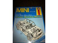 Haynes Mini manual