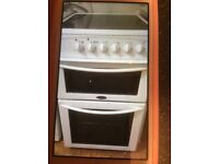 Belling electric cooker free to collector