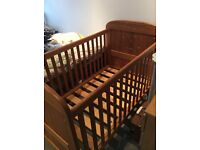 Cot/ Toddler bed **ONO**