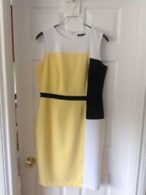 Sleeveless tri Colorado dress (size 14)