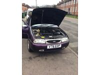 Ford Fiesta zetec s 1.6. Manual breaking for parts