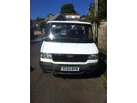 2004. LDV 400 Convoy. Extra LWB. Alloy Dropside Truck. . 2.4 Ford Engine. No Vat.