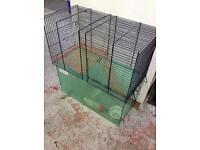 Gerbilerium, gerbil tank, hamster tank, gerbil cage