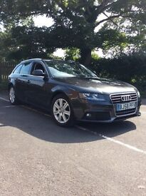 Audi A4 2.0tdi AVANT 5DR DIESEL MANUAL ESTATE