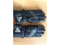 Motorcycle gloves for women (small)