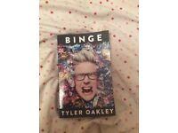 Tyler Oakley 'BINGE' book Great condition £5