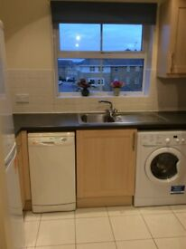 Two Bedroom Top Floor Flat (furnished or unfurnished) with allocated parking