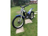 Trials. Gas Gas TXT 250