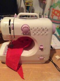 Hobbycraft lightweight sewing machine