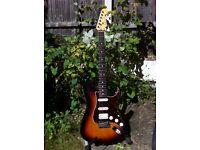 Fender Lonestar Stratocaster USA