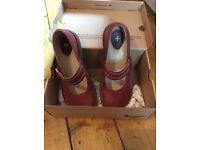 Doc martins as new size 5/38 shoes/sandals excellent condition worn once