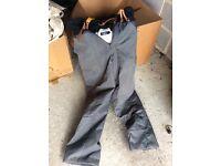 Warm fisherman's trousers