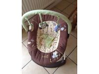 Summer Infant Cuddly Owls Baby Bouncer