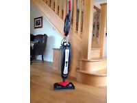 HOOVER FLOOR STEAM CLEANER WITH NEW TEXTILE PADS