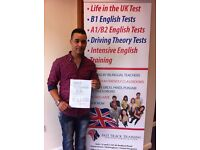 Life in the UK test training - 99% pass rate - FREE retraining (DERBY)