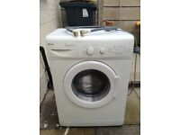 Beko washing machine 1200spin