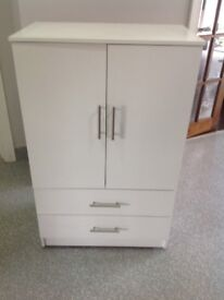 Wardrobe Tall boy Ward robe with drawers Excellent condition
